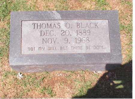 BLACK, THOMAS OWEN - Independence County, Arkansas | THOMAS OWEN BLACK - Arkansas Gravestone Photos