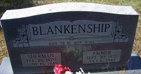 BLANKENSHIP, SHERMAN - Independence County, Arkansas | SHERMAN BLANKENSHIP - Arkansas Gravestone Photos
