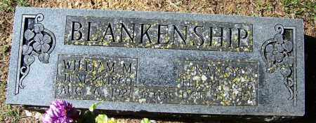 BLANKENSHIP, WILLIAM M - Independence County, Arkansas | WILLIAM M BLANKENSHIP - Arkansas Gravestone Photos