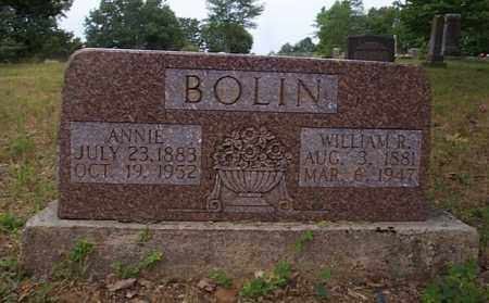 BOLIN, ANNIE - Independence County, Arkansas | ANNIE BOLIN - Arkansas Gravestone Photos