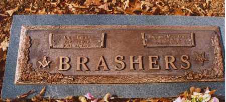 GILL BRASHERS, ESTHER MAY - Independence County, Arkansas | ESTHER MAY GILL BRASHERS - Arkansas Gravestone Photos