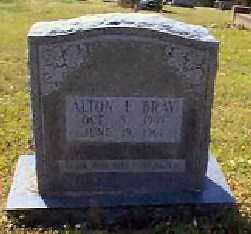 BRAY, ALTON L. - Independence County, Arkansas | ALTON L. BRAY - Arkansas Gravestone Photos