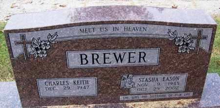 EASON BREWER, STASHA - Independence County, Arkansas | STASHA EASON BREWER - Arkansas Gravestone Photos