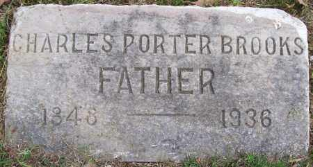 BROOKS, CHARLES PORTER - Independence County, Arkansas   CHARLES PORTER BROOKS - Arkansas Gravestone Photos
