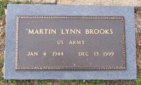 BROOKS  (VETERAN), MARTIN LYNN - Independence County, Arkansas | MARTIN LYNN BROOKS  (VETERAN) - Arkansas Gravestone Photos