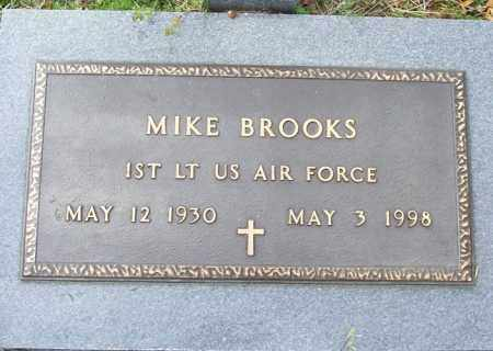 BROOKS  (VETERAN), MIKE - Independence County, Arkansas | MIKE BROOKS  (VETERAN) - Arkansas Gravestone Photos