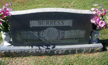 BURRESS, HELEN R - Independence County, Arkansas | HELEN R BURRESS - Arkansas Gravestone Photos