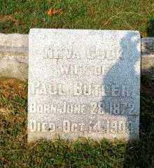 BUTLER, NEVA PEARL - Independence County, Arkansas | NEVA PEARL BUTLER - Arkansas Gravestone Photos