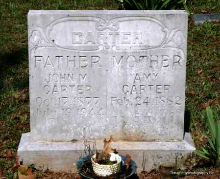 CARTER, AMY - Independence County, Arkansas | AMY CARTER - Arkansas Gravestone Photos