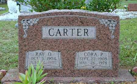 CARTER, CORA - Independence County, Arkansas | CORA CARTER - Arkansas Gravestone Photos