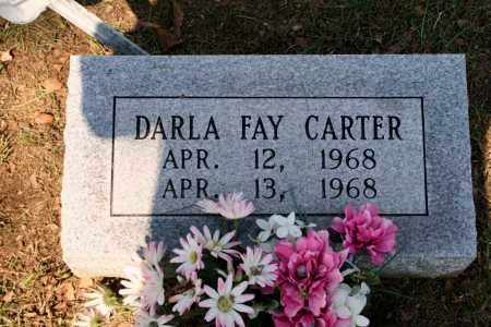 CARTER, DARLA - Independence County, Arkansas | DARLA CARTER - Arkansas Gravestone Photos
