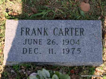 CARTER, FRANK - Independence County, Arkansas | FRANK CARTER - Arkansas Gravestone Photos