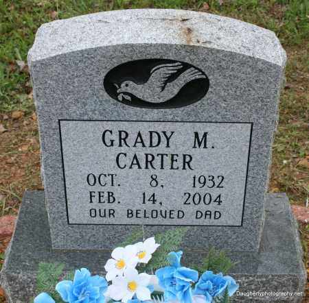 CARTER, GRADY - Independence County, Arkansas | GRADY CARTER - Arkansas Gravestone Photos