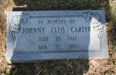 CARTER, JOHNNY - Independence County, Arkansas | JOHNNY CARTER - Arkansas Gravestone Photos