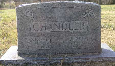 CHANDLER,, FANNIE - Independence County, Arkansas | FANNIE CHANDLER, - Arkansas Gravestone Photos