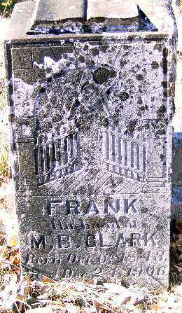 CLARK, FRANK - Independence County, Arkansas | FRANK CLARK - Arkansas Gravestone Photos
