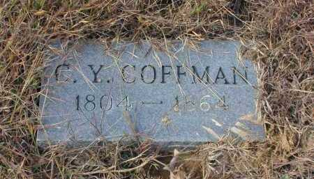 YOUNG COFFMAN, CATHERINE - Independence County, Arkansas | CATHERINE YOUNG COFFMAN - Arkansas Gravestone Photos