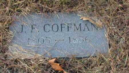 COFFMAN, JACOB FREE - Independence County, Arkansas | JACOB FREE COFFMAN - Arkansas Gravestone Photos