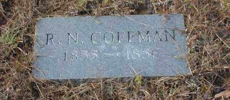 COFFMAN, ROBERT NATHANIEL - Independence County, Arkansas | ROBERT NATHANIEL COFFMAN - Arkansas Gravestone Photos