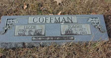 COFFMAN, LIZZIE - Independence County, Arkansas | LIZZIE COFFMAN - Arkansas Gravestone Photos