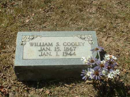 COOLEY, WILLIAM S. - Independence County, Arkansas | WILLIAM S. COOLEY - Arkansas Gravestone Photos