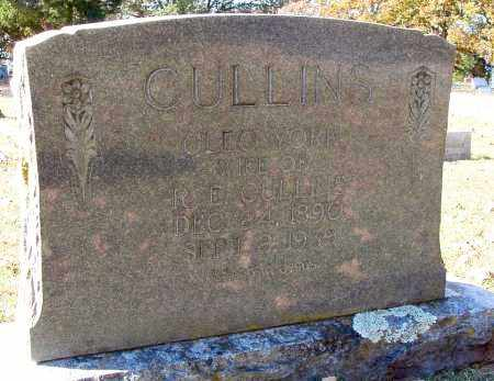 YORK CULLINS, CLEO - Independence County, Arkansas | CLEO YORK CULLINS - Arkansas Gravestone Photos