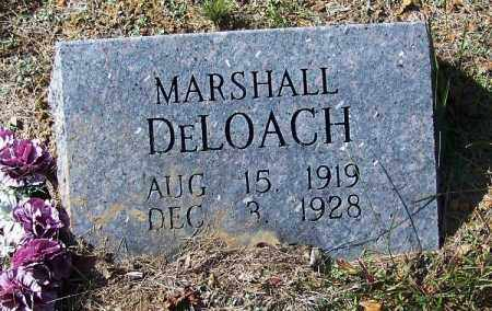 DELOACH, MARSHALL - Independence County, Arkansas | MARSHALL DELOACH - Arkansas Gravestone Photos