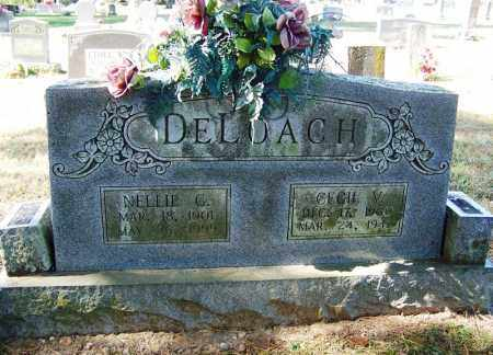 DELOACH, NELLIE G - Independence County, Arkansas | NELLIE G DELOACH - Arkansas Gravestone Photos