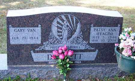 DOSSETT, PATSY ANN - Independence County, Arkansas | PATSY ANN DOSSETT - Arkansas Gravestone Photos
