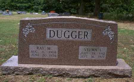 DUGGER, VELMA L. - Independence County, Arkansas | VELMA L. DUGGER - Arkansas Gravestone Photos