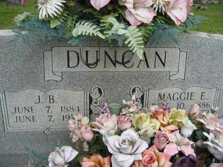DUNCAN, MAGGIE E. - Independence County, Arkansas | MAGGIE E. DUNCAN - Arkansas Gravestone Photos