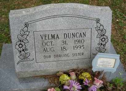 DUNCAN, VELMA - Independence County, Arkansas | VELMA DUNCAN - Arkansas Gravestone Photos