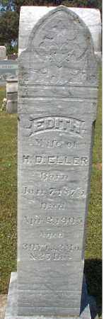 ELLER, EDITH - Independence County, Arkansas | EDITH ELLER - Arkansas Gravestone Photos