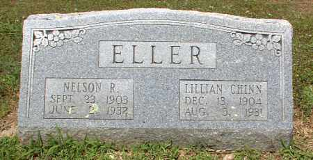 CHINN ELLER, LILLIAN - Independence County, Arkansas | LILLIAN CHINN ELLER - Arkansas Gravestone Photos