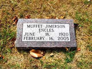 JIMERSON ENGLES, MUFFET LOUISE - Independence County, Arkansas | MUFFET LOUISE JIMERSON ENGLES - Arkansas Gravestone Photos