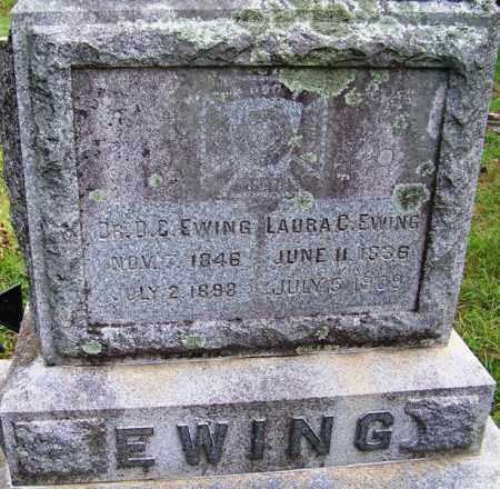 EWING, LAURA - Independence County, Arkansas | LAURA EWING - Arkansas Gravestone Photos