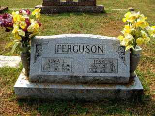 FERGUSON, ALMA L. MARIE - Independence County, Arkansas | ALMA L. MARIE FERGUSON - Arkansas Gravestone Photos
