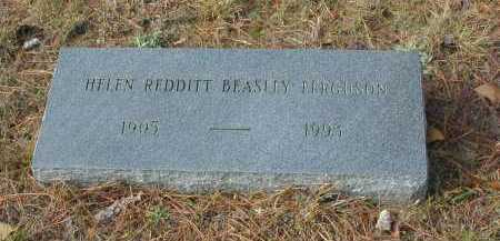 REDDITT FERGUSON, HELEN - Independence County, Arkansas | HELEN REDDITT FERGUSON - Arkansas Gravestone Photos
