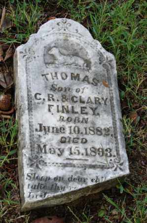FINLEY, THOMAS - Independence County, Arkansas | THOMAS FINLEY - Arkansas Gravestone Photos