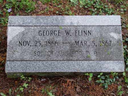 FLINN, GEORGE W. - Independence County, Arkansas | GEORGE W. FLINN - Arkansas Gravestone Photos