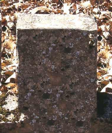 GALLOWAY, FANNY - Independence County, Arkansas | FANNY GALLOWAY - Arkansas Gravestone Photos
