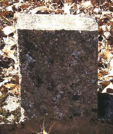 GALLOWAY, SARAH - Independence County, Arkansas | SARAH GALLOWAY - Arkansas Gravestone Photos
