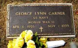 GARNER  (VETERAN WWII), GEORGE LYNN - Independence County, Arkansas | GEORGE LYNN GARNER  (VETERAN WWII) - Arkansas Gravestone Photos