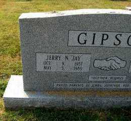 "GIPSON, JERRY N. ""JAY"" - Independence County, Arkansas 