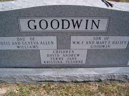 GOODWIN, ANDREW - Independence County, Arkansas | ANDREW GOODWIN - Arkansas Gravestone Photos