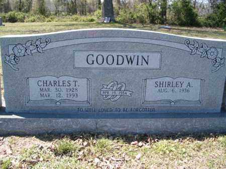 GOODWIN, CHARLES T. - Independence County, Arkansas | CHARLES T. GOODWIN - Arkansas Gravestone Photos