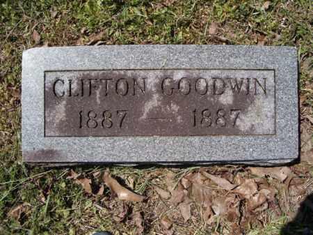 GOODWIN, CLIFTON - Independence County, Arkansas | CLIFTON GOODWIN - Arkansas Gravestone Photos