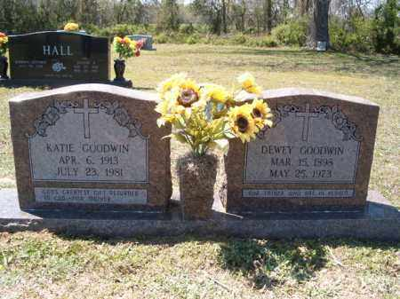 GOODWIN, DEWEY - Independence County, Arkansas | DEWEY GOODWIN - Arkansas Gravestone Photos