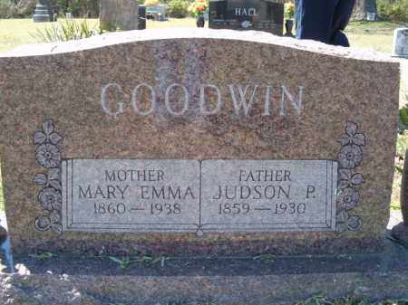 GOODWIN, JUDSON PET - Independence County, Arkansas | JUDSON PET GOODWIN - Arkansas Gravestone Photos