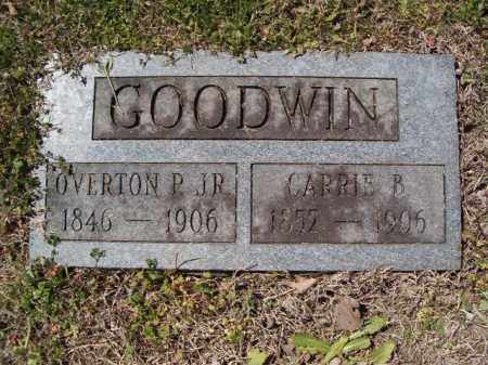 GOODWIN, OVERTON PETREE JR. - Independence County, Arkansas | OVERTON PETREE JR. GOODWIN - Arkansas Gravestone Photos